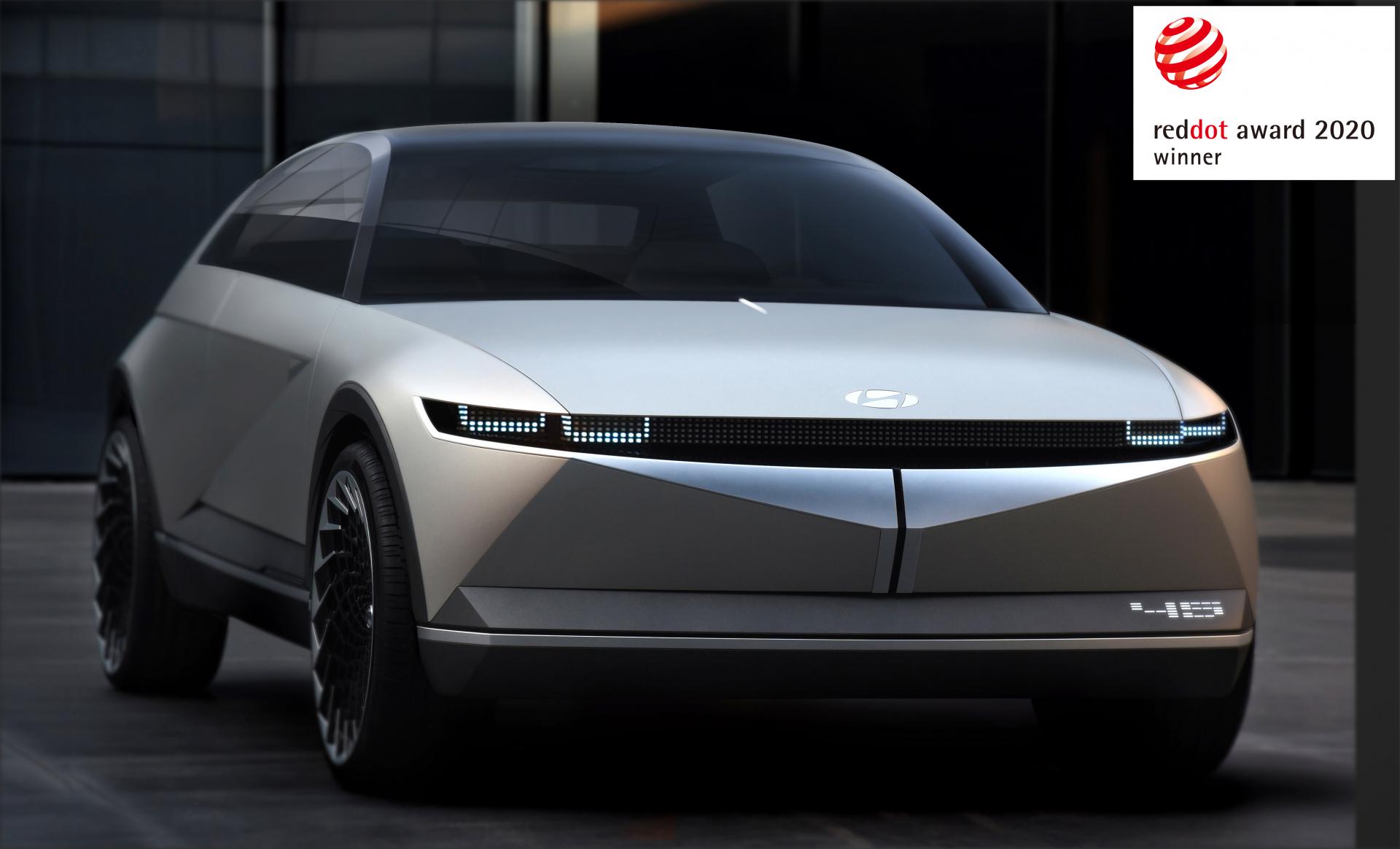 Компанія Hyundai Motor отримала три нагороди Red Dot Award 2020 за концептуальний дизайн | Фрунзе-Авто - фото 9