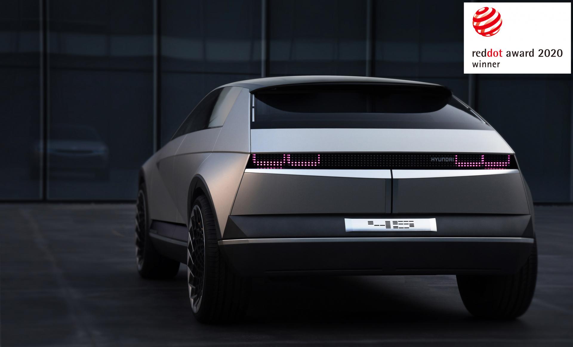 Компанія Hyundai Motor отримала три нагороди Red Dot Award 2020 за концептуальний дизайн | Фрунзе-Авто - фото 10
