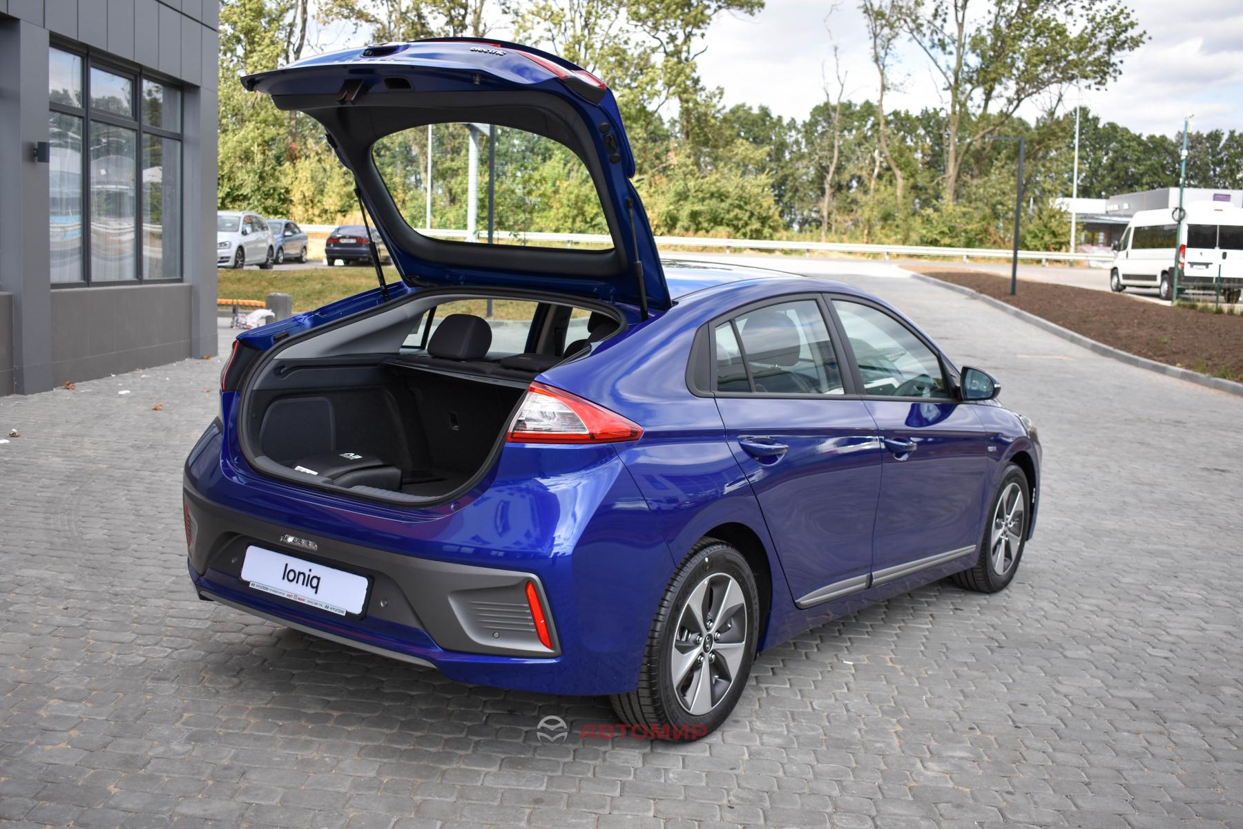 Ціна на електромобіль Hyundai IONIQ Electric - зафіксована в гривні! | Хюндай Мотор Україна - фото 15