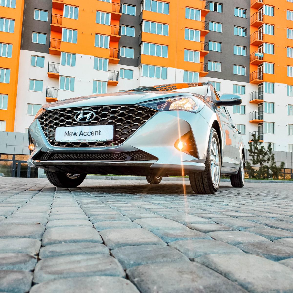 Новий Hyundai Accent вже в автосалоні!   Хюндай Мотор Україна - фото 12