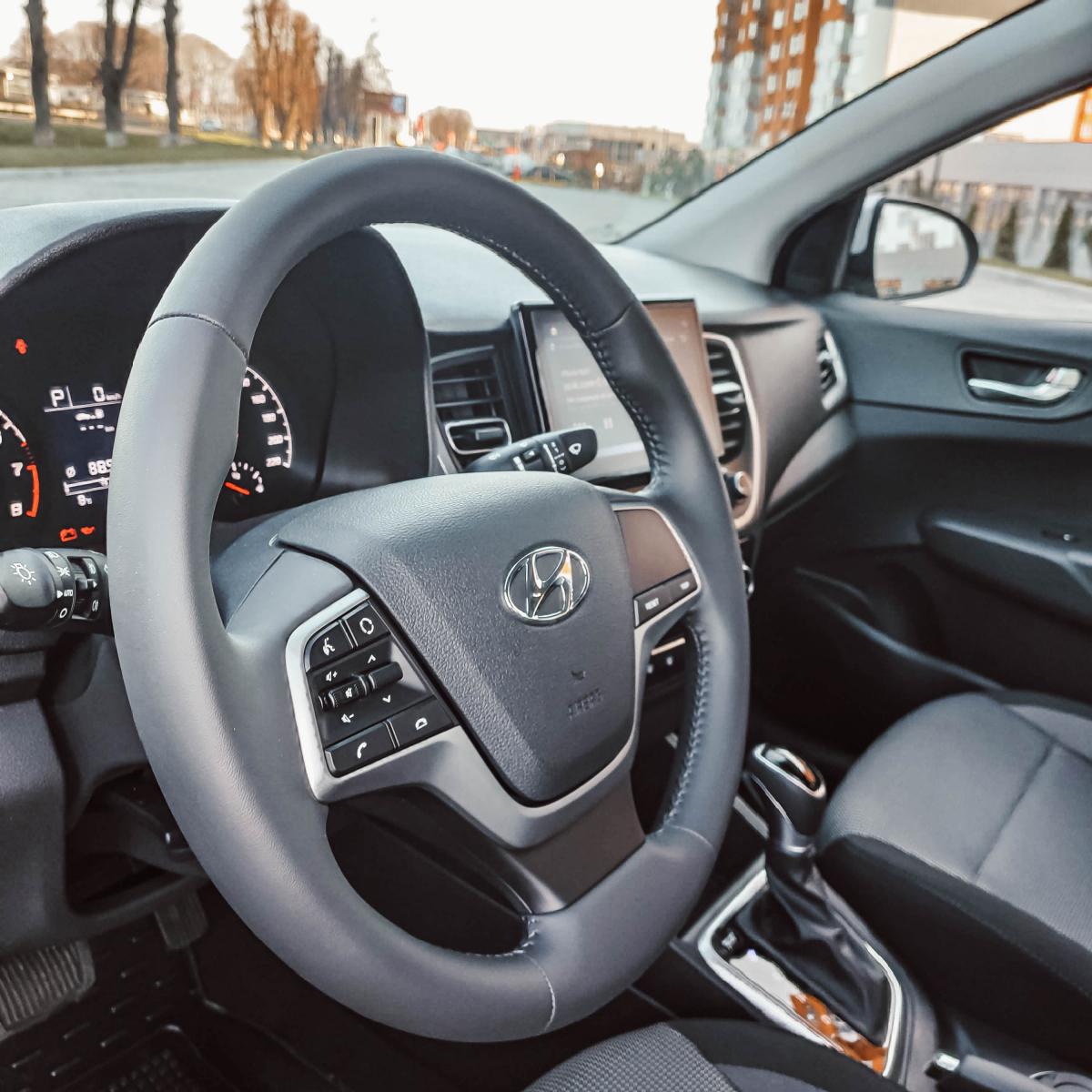 Новий Hyundai Accent вже в автосалоні!   Хюндай Мотор Україна - фото 17