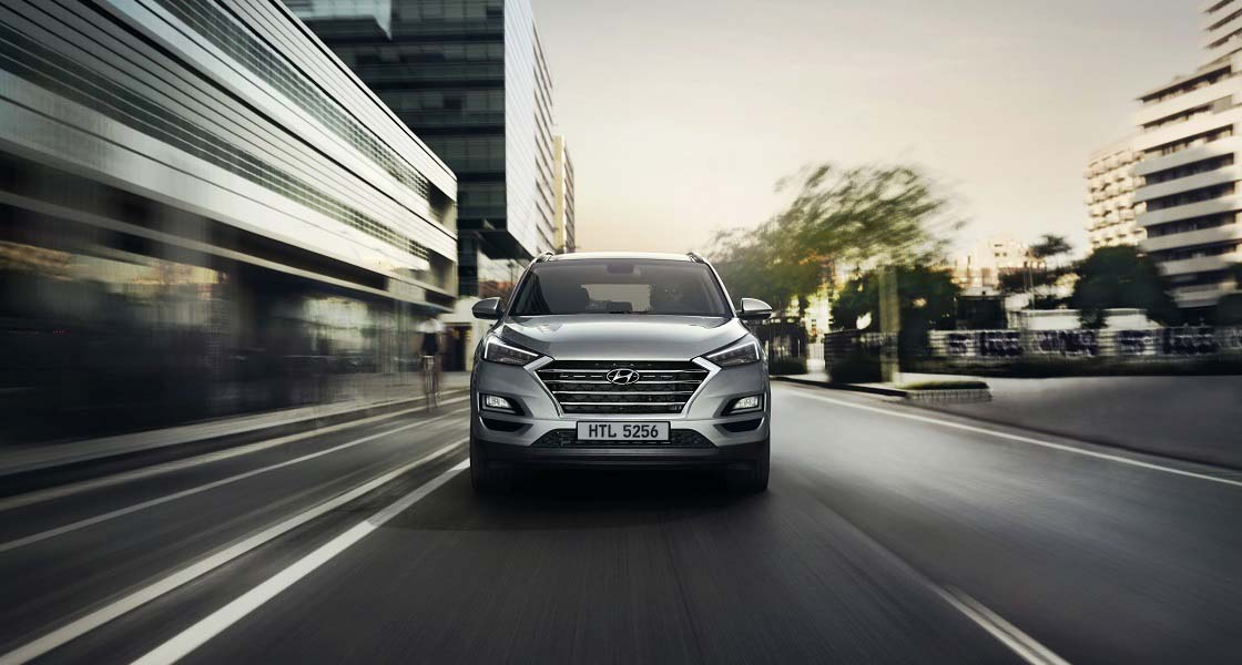 Hyundai TUCSON  Галерея, фото  Хюндай Мотор Україна - фото 6