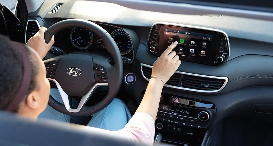 Hyundai TUCSON  Галерея, фото  Хюндай Мотор Україна - фото 18