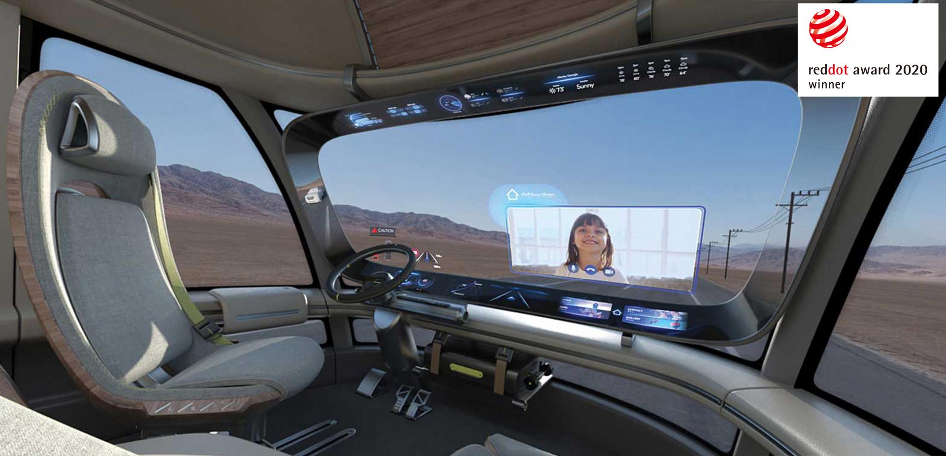 Компанія Hyundai Motor отримала три нагороди Red Dot Award 2020 за концептуальний дизайн | Фрунзе-Авто - фото 12