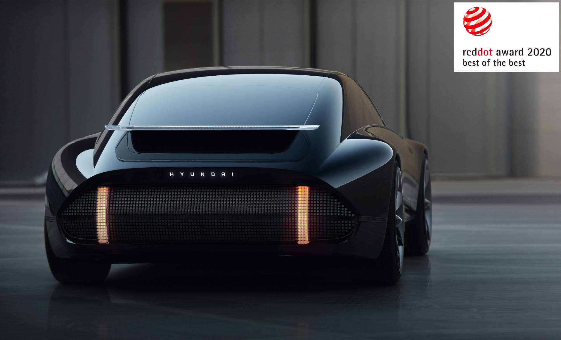 Компанія Hyundai Motor отримала три нагороди Red Dot Award 2020 за концептуальний дизайн | Фрунзе-Авто - фото 13